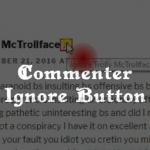 Commenter Ignore Button