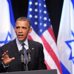 note on anti-Americanist conservatism in re Obama in Israel