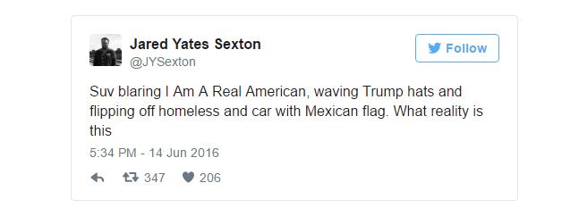 Trump Rally Excerpt